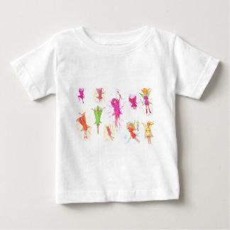 Lots of Fairies Baby T-Shirt