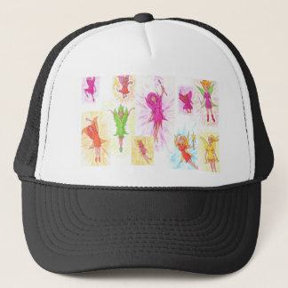 Lots of Fairies Trucker Hat