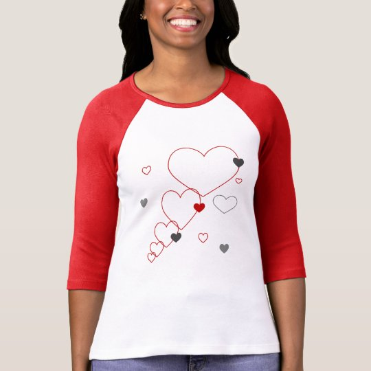 Lots Of Hearts Shirt