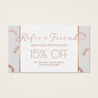 329 eyelash extensions business cards and eyelash for Eyelash extension gift certificate template