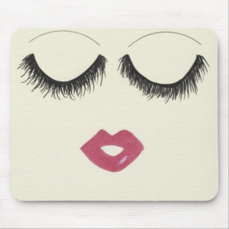 Lots of Lashes Mouse Pad