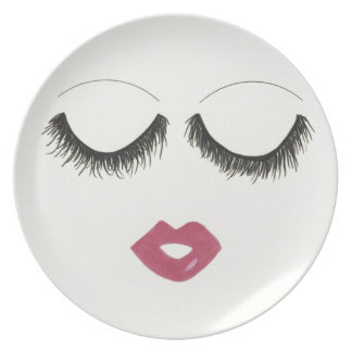 Lots of Lashes Plate