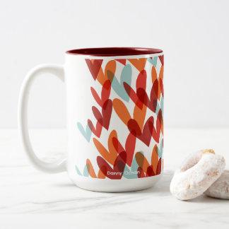 Lots of love java mug