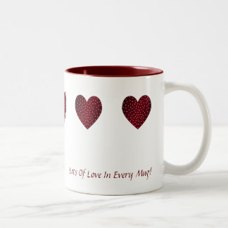 Lot's Of Love Mug