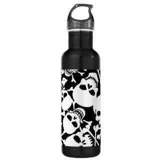 Lots of skulls 710 ml water bottle