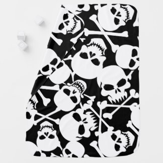 Lots of skulls receiving blankets