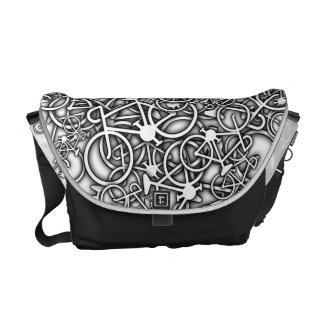 Lotsa Bikes - Customizable Cyclist's Bag Version 2 Courier Bag