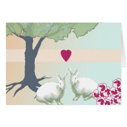 Lotta Bunny Love Card