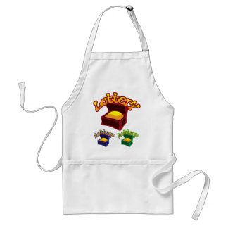 Lottery Chest Standard Apron