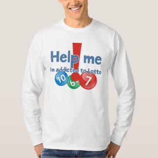 Lotto Addict's long sleeve t-shirt