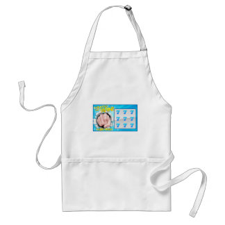 Lotto Scratchcard Standard Apron