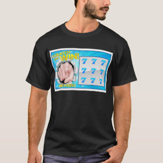Lotto Scratchcard T-Shirt