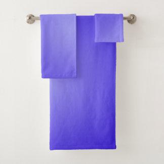 Lotus Backdrop Bath Towel Set