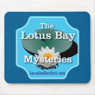 Lotus Bay Mysteries Mousepad