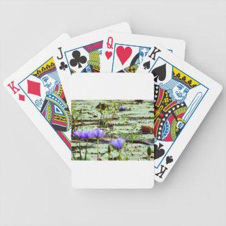 LOTUS BIRD RURAL QUEENSLAND AUSTRALIA BICYCLE PLAYING CARDS