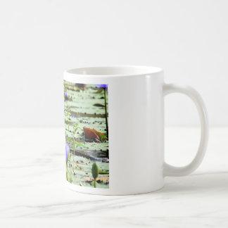 LOTUS BIRD RURAL QUEENSLAND AUSTRALIA COFFEE MUG