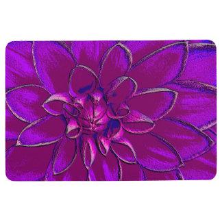 Lotus Blossom Floor Mat