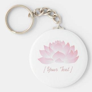 Lotus Blossom Keychain