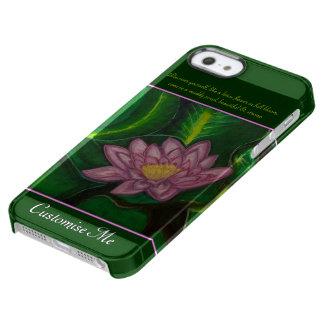 Lotus Blossom (Lily Pad)