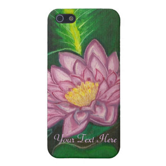 Lotus Blossom (Lily Pad) iPhone 5/5S Case