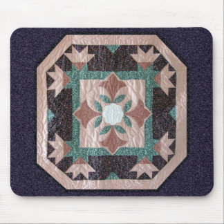 Lotus Blossom Mouse Pad