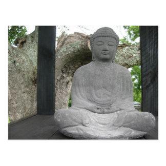Lotus Buddha Postcard