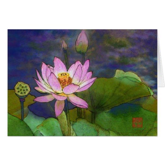 Lotus Card