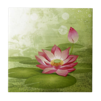 Lotus Ceramic Tile