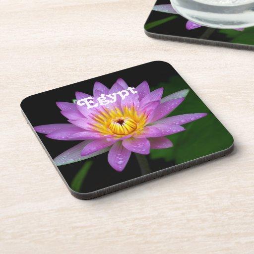 Lotus Beverage Coaster