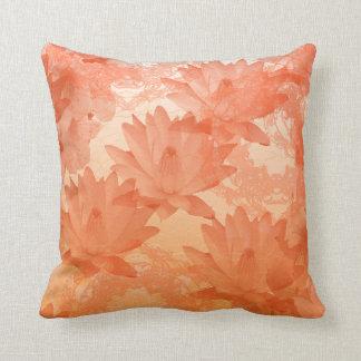 lotus cushion
