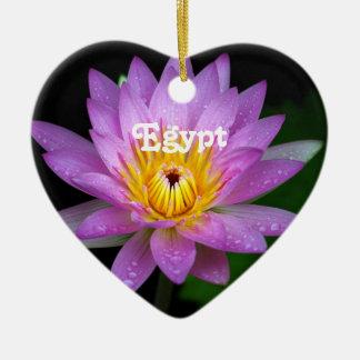 Lotus Christmas Ornaments