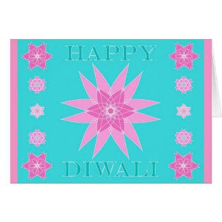 Lotus Diwali wishes - Card