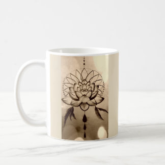 Lotus Dreams Coffee Mug