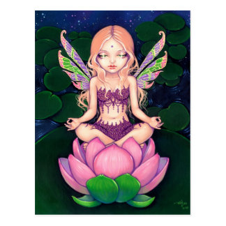 Lotus Fairy Postcard