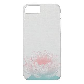 Lotus Floral Yoga & Meditation iPhone 8/7 Case