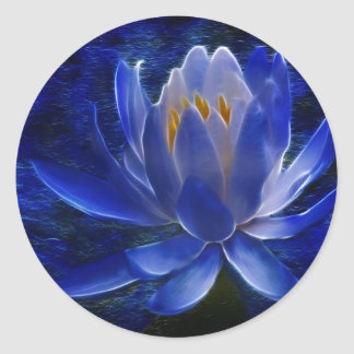 Lotus flower and its meaning stickers