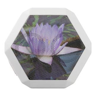 Lotus Flower White Boombot Rex Bluetooth Speaker