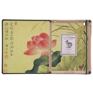 Lotus Flower Chinese Fine Art