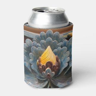 Lotus Flower Custom Can Cooler