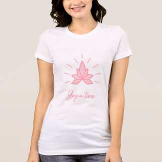 Lotus flower icon T-Shirt