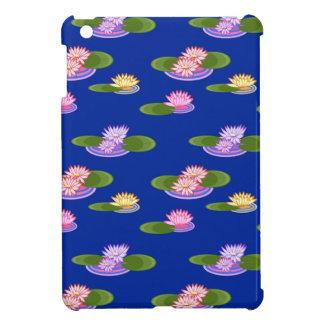 Lotus flower iPad mini cases