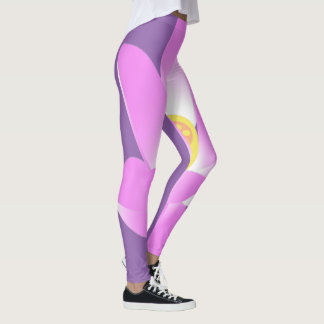 Lotus Flower Leggings