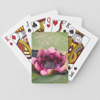 Lotus flower Playing Cards