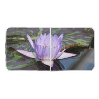 Lotus Flower Pong Table