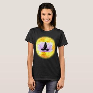 Lotus Flower Pose in the Sun T-Shirt
