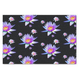 Lotus Flower Tissue Paper