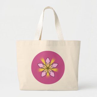 Lotus Flower Tote