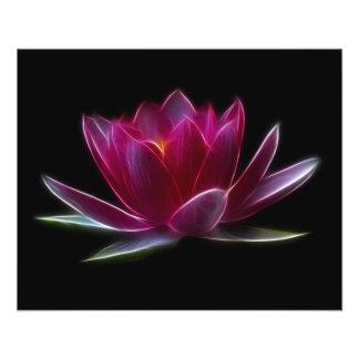 Lotus Flower Water Plant 11.5 Cm X 14 Cm Flyer
