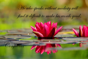 Lotus flower quote home furnishings accessories zazzle lotus flower with quotes floor mat mightylinksfo