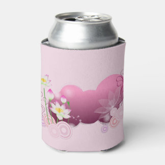 Lotus Flowers Can Cooler